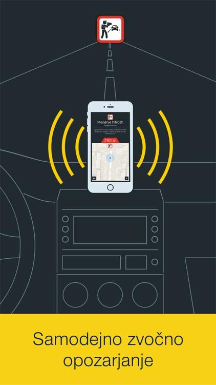 AMZS, prometne informacije screenshot-0
