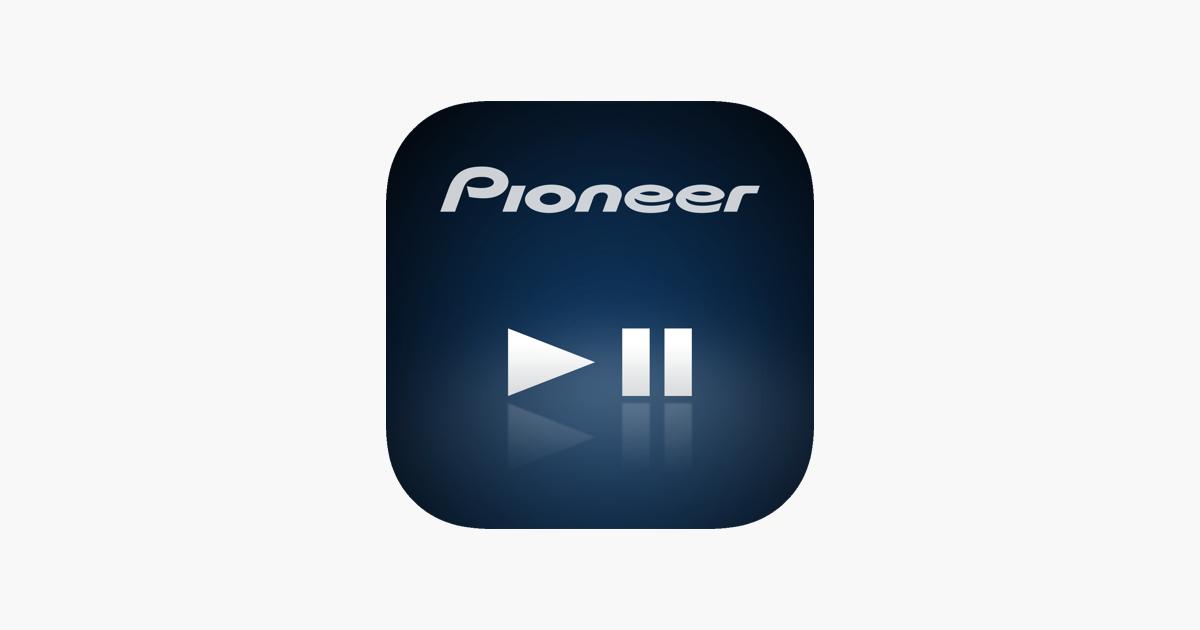 Pioneer ControlApp on the App Store