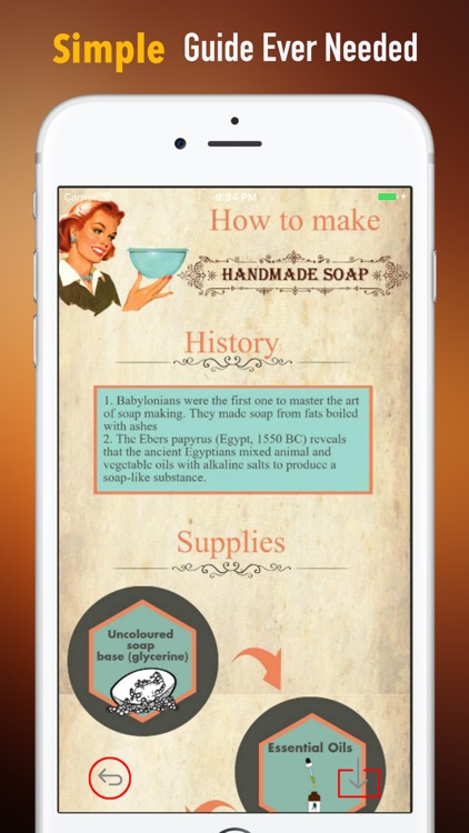 Natural Soap Making Guide:Herbal,Vegetable