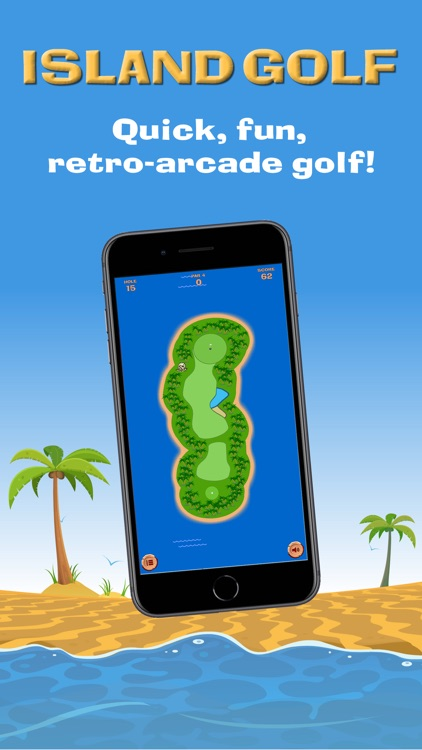Island Golf screenshot-0