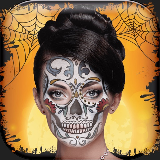 Calavera Photo Stickers