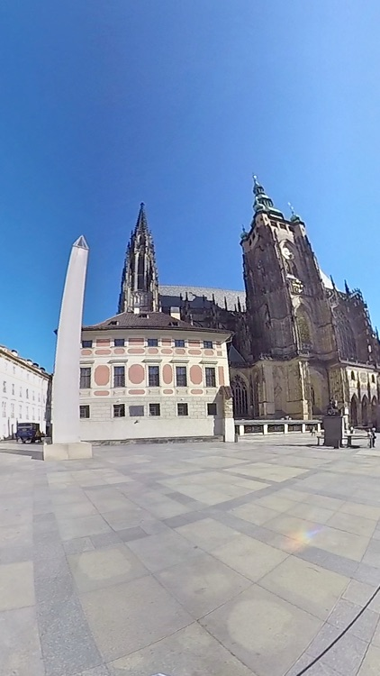 VR Prague City Walk - Virtual Reality 360