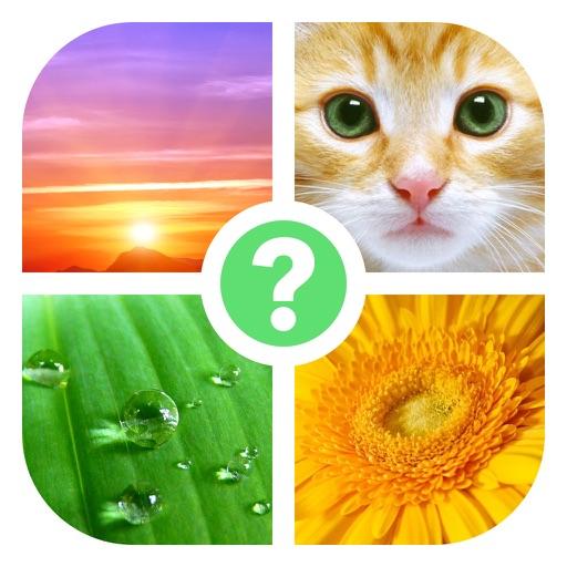 4 фотки: Что за слово?