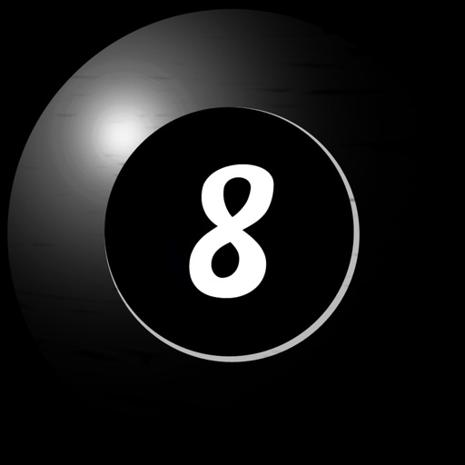Magic 8 Ball : Find your answers iOS App