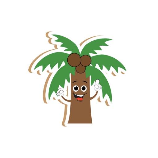 Palm Trees Breeze