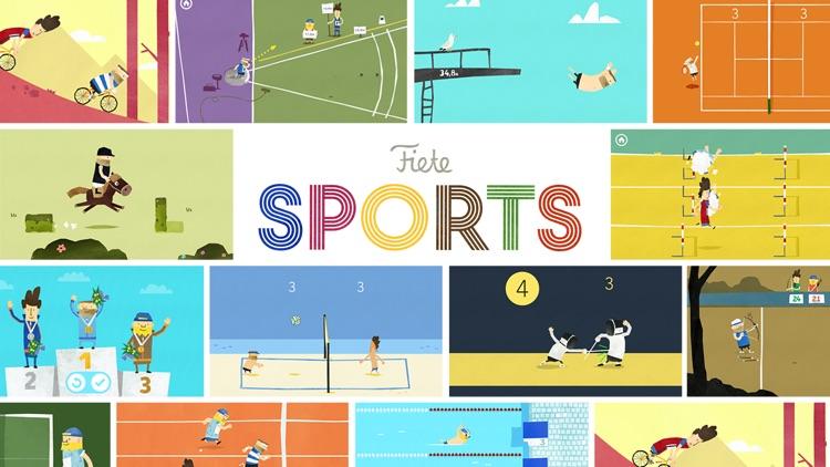Fiete Sports screenshot-0