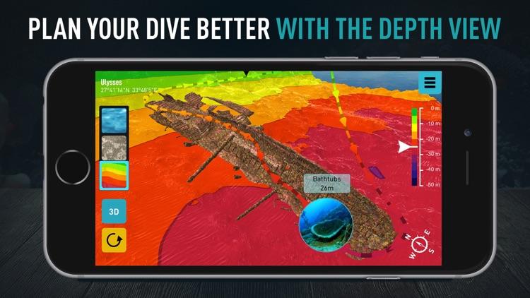 Ulysses Scuba Diving by Ocean Maps screenshot-3