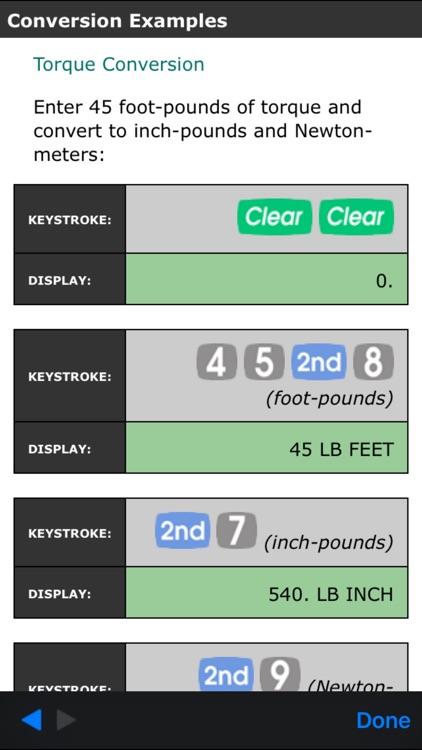 ConversionCalc Plus Ultimate Conversion Calculator screenshot-3