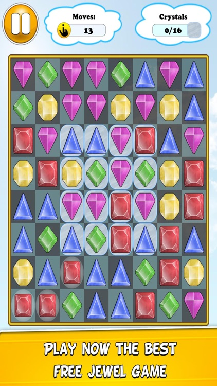 Jewel Blaster Quest