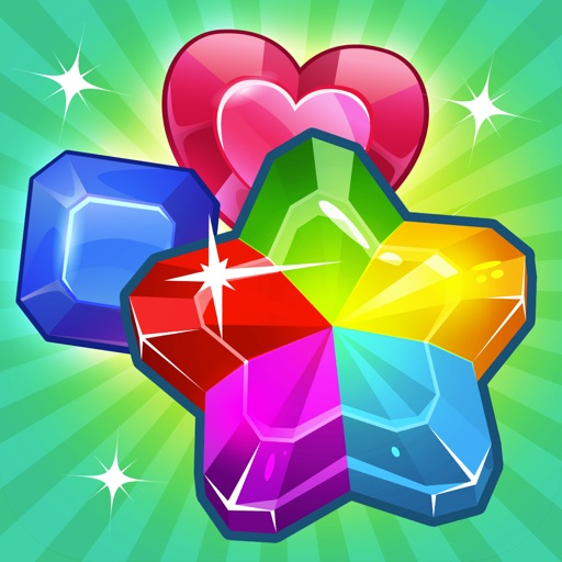 Addictive Gem Match Mania: Best Jewel & Candy Swap