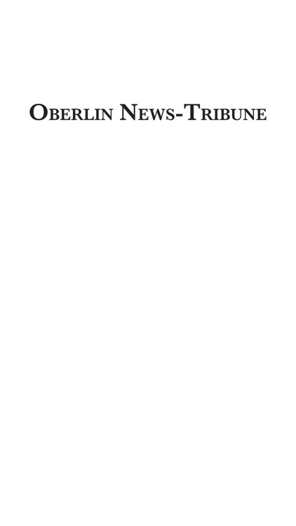 Oberlin News-Tribune