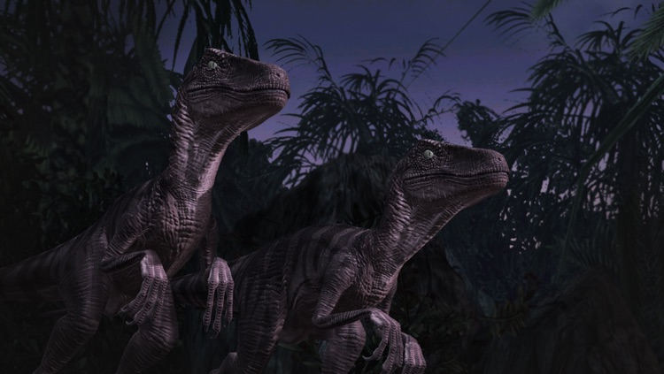 Jurassic Park: The Game 3 HD screenshot-4