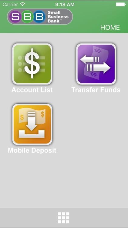Small Business Bank screenshot-3