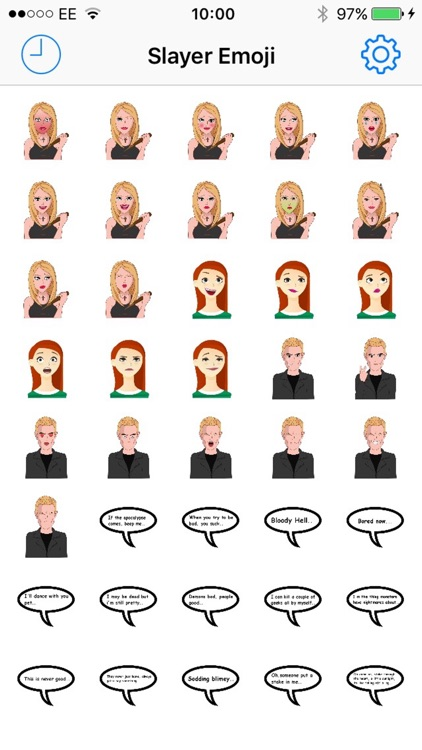 Slayer Fan Emoji Keyboard