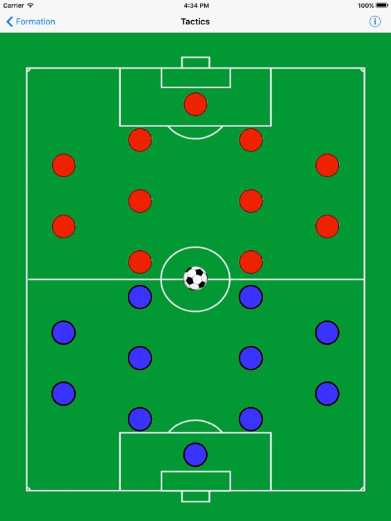 Soccer Formation Light screenshot-3
