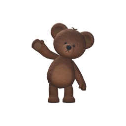 Teddy Bear - Funny and cute toy animated stickers