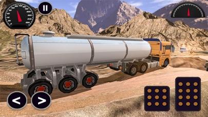 オフロードヒル - ユーロトラック運転の3Dのおすすめ画像4
