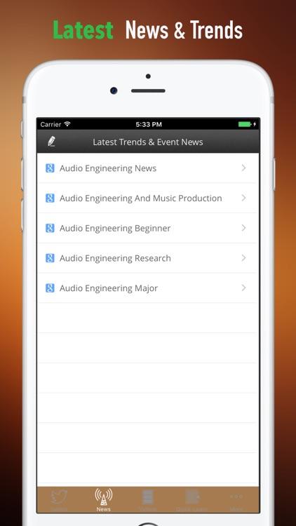 Audio Engineering 101:Music Production screenshot-4