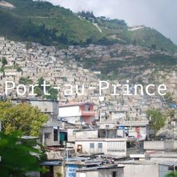 hiPortauprince: Offline Map of Port-au-Prince (Haiti)