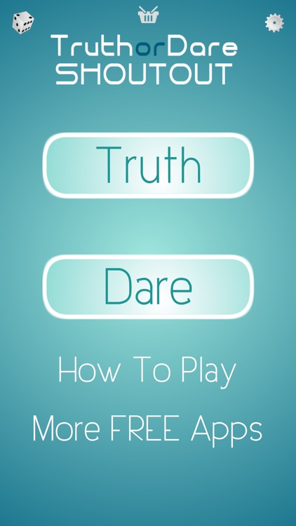 Truth or Dare Shoutout