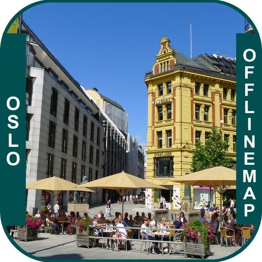 Oslo_Norway Offline maps & Navigation