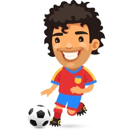 FootMoji - Football Stickers Soccer