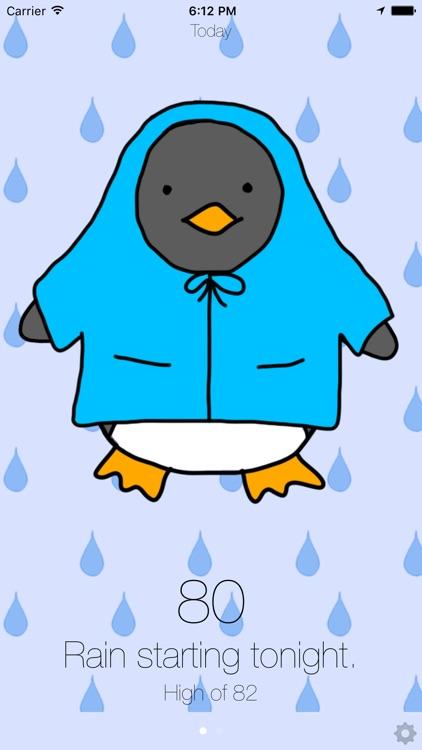 Weather Penguin