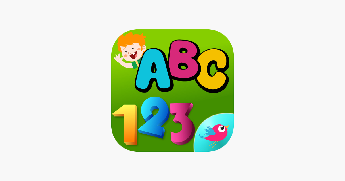 ABC 123 Tracing und Schreiben für Kleinkinder im App Store