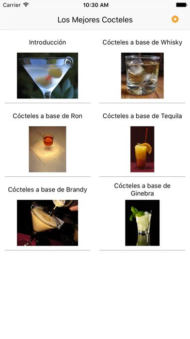 Los Mejores Cocteles review screenshots