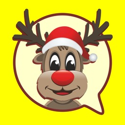 Christmas Emoji - Photo Stickers, New Year Emojis