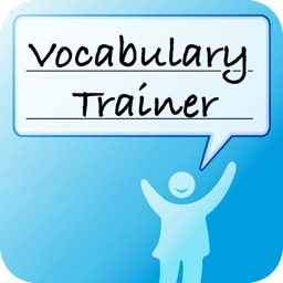 Vocabulary Trainer for iPad & iPhone