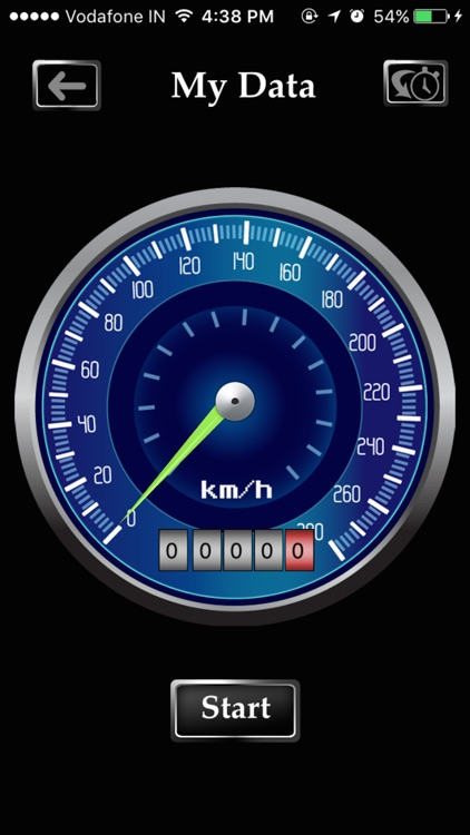 Speedometer : Analogue & Digital screenshot-2