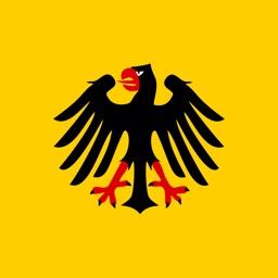 Flaggen Deutscher Gesamtstaaten Stickers