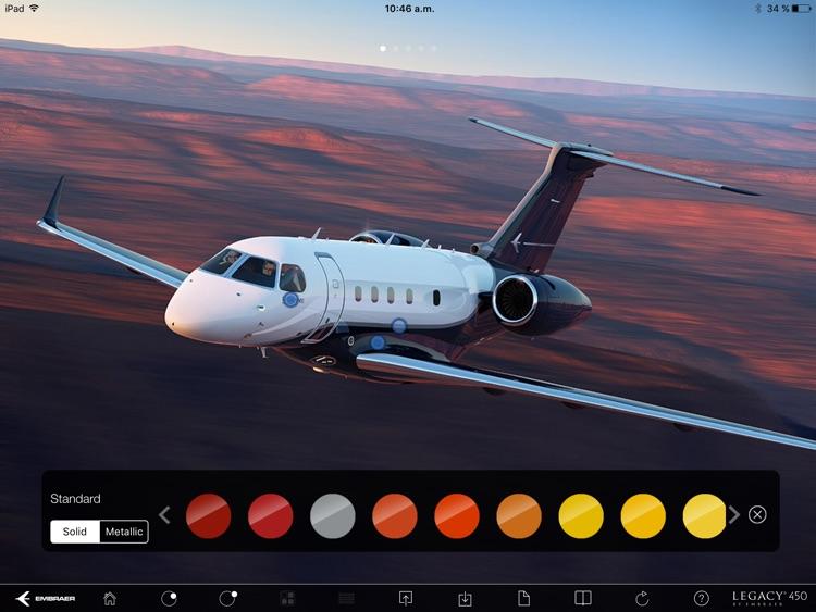 Legacy 450 Configuration Tool screenshot-4