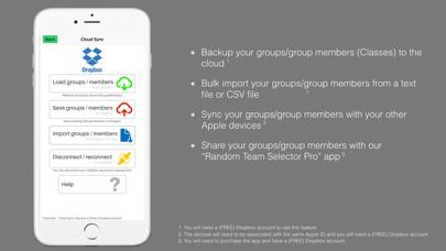 Random Name Selector Pro screenshot three