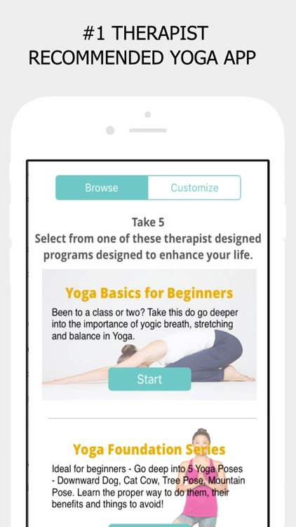 Yoga, Meditation and Physical Therapy Video Coach