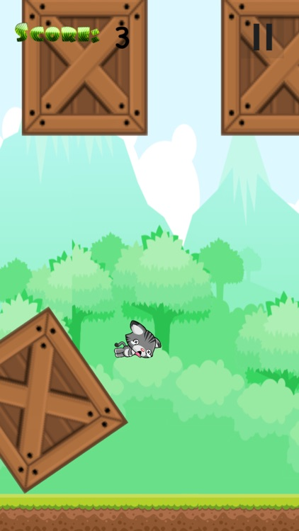 Flappy Cat - Don't get hit