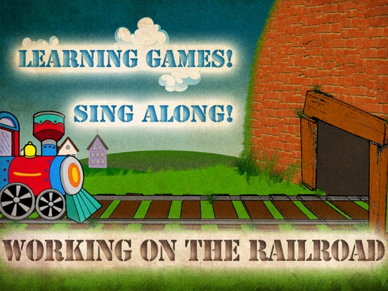 Working on the Railroad: Train Your Toddler screenshot