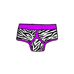 Undies Sticker Pack