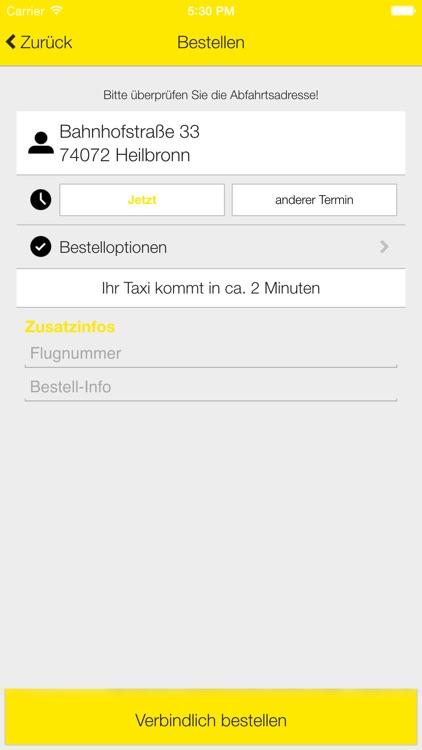 Taxi Heilbronn