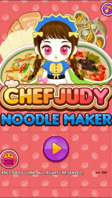 Chef Judy 2: Nudles Makerのおすすめ画像1