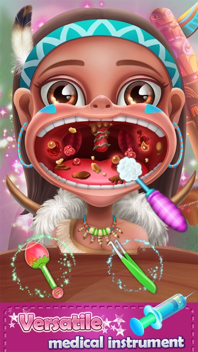 点击获取I am Throat Doctor - Save my Voice