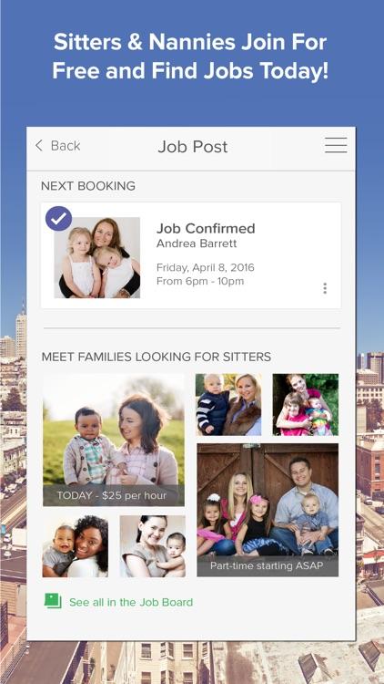 UrbanSitter: Find Babysitters