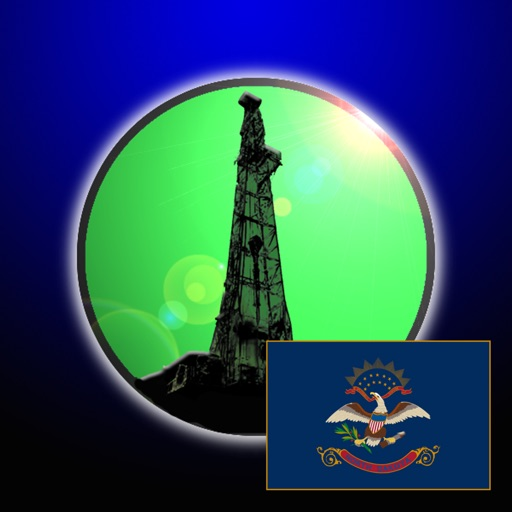 WellSite Navigator North Dakota app logo