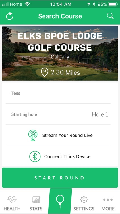 TLink Golf screenshot-1