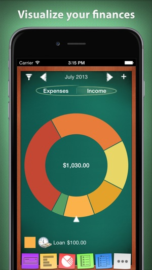 checkbook app for ipad and mac