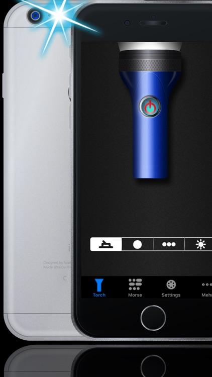 Flashlight for iOS Devices