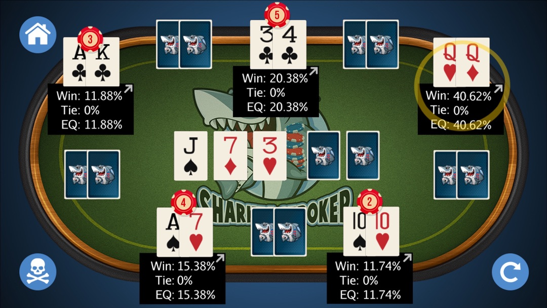 Poker Odds Online Game Hack And Cheat Gehack Com