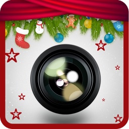 2016 Christmas Photo Editor Fun - Crafts Frames Filters and Stickers for Xmas