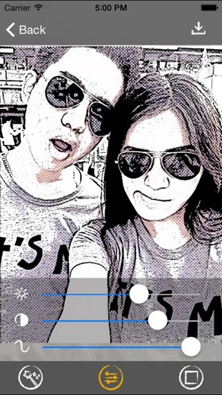 Sketch Me! Sketch&Cartoon Скриншоты4